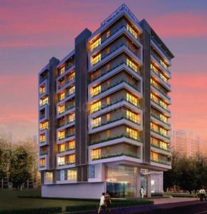 Gallery Cover Image of 450 Sq.ft 1 BHK Apartment for rent in Ariisto Cloud, Vile Parle West for 15000