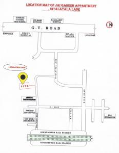 Project Image of 550.0 - 1079.0 Sq.ft 2 BHK Apartment for buy in M A H Jai Ganesh Apartment 2