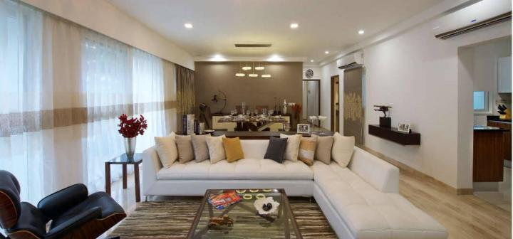 Project Image of 1181.0 - 1956.0 Sq.ft 3 BHK Apartment for buy in Mahindra Windchimes Phase 2