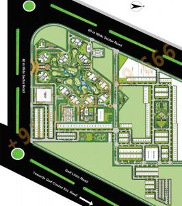 Project Image of 1350 - 2350 Sq.ft 2 BHK Apartment for buy in Gold Golf Links