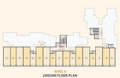 Project Image of 203.98 - 319.8 Sq.ft 1 RK Apartment for buy in Seven Hill Sky Avenue Wing A And B
