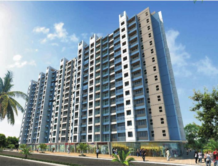 Project Image of 413.66 - 590.62 Sq.ft 1 BHK Apartment for buy in Sri Garden Avenue K K4