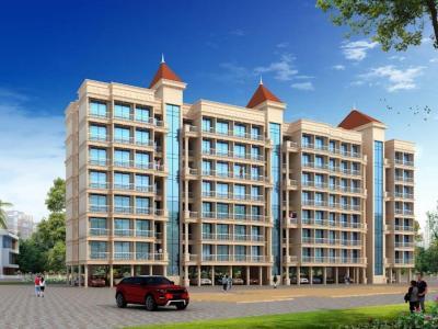 Project Image of 219.8 - 528.19 Sq.ft 1 RK Apartment for buy in Shubham Jijai Angan