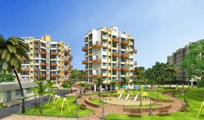 Gallery Cover Image of 685 Sq.ft 1 BHK Apartment for rent in Badlapur West for 4000