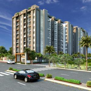 Project Image of 504 - 1021 Sq.ft 1 BHK Apartment for buy in Shubhlakshya Shubh Nikunj