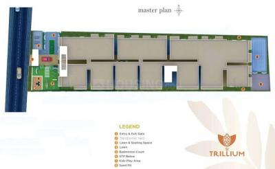 Project Image of 955.0 - 1355.0 Sq.ft 2 BHK Apartment for buy in SJ Trillium