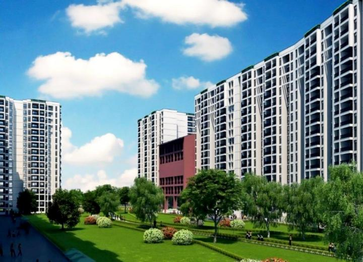 Project Image of 660 - 1460 Sq.ft 1 BHK Apartment for buy in UKN The Belvedere By UKN Airport District Phase 1