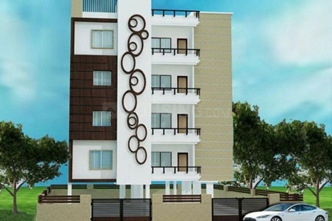 Project Image of 1238 - 1288 Sq.ft 2 BHK Apartment for buy in Manisha M K Residency