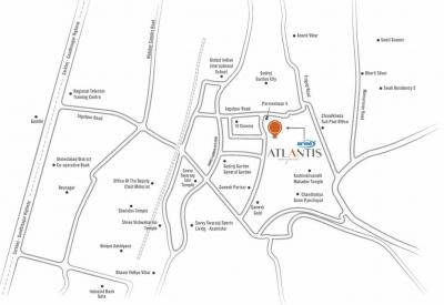 Project Image of 520.65 - 620.11 Sq.ft 2 BHK Apartment for buy in Maruti Arise Atlantis
