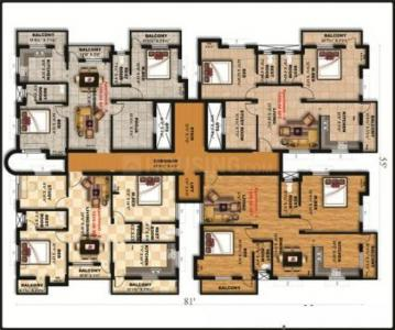 Gallery Cover Image of 910 Sq.ft 2 BHK Apartment for rent in Vandalur for 10000