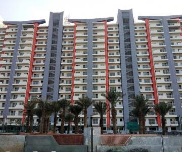 Gallery Cover Image of 1720 Sq.ft 3 BHK Apartment for buy in Ashiana Anmol, Dhunela for 9800000