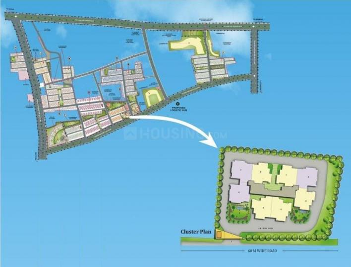 Project Image of 1224.0 - 1327.0 Sq.ft 2 BHK Apartment for buy in Dhoot Vistara Emerald