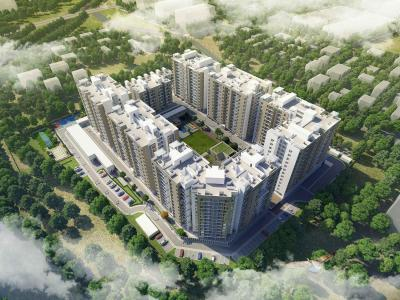 Project Image of 751.0 - 958.0 Sq.ft 2 BHK Apartment for buy in Pebbles Urbania