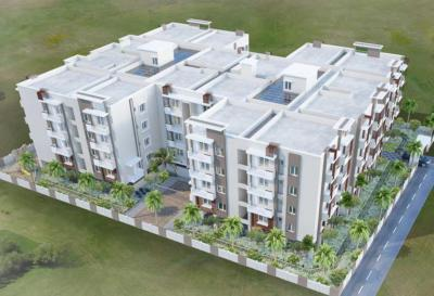 Gallery Cover Image of 1180 Sq.ft 2 BHK Apartment for buy in  Aaptha Landmark, Chikkagubbi Village for 5300000