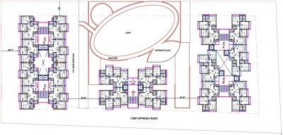 Project Image of 1200.0 - 1450.0 Sq.ft 2 BHK Apartment for buy in Kavisha Corporation Celebrations