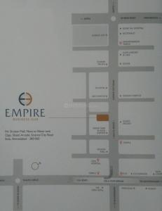Project Image of 354 - 1192 Sq.ft Shop Shop for buy in EBH Empire Business Hub