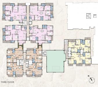 Project Image of 1501.0 - 3085.0 Sq.ft 2 BHK Apartment for buy in Esteem Kings Court