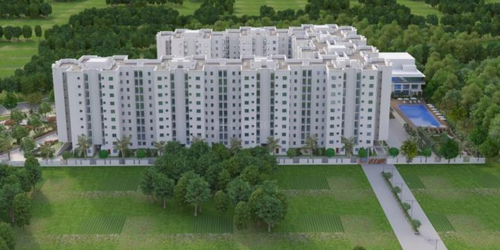 Project Image of 670.0 - 1105.0 Sq.ft 1 BHK Apartment for buy in Pristine Temple Bells