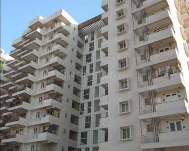 Gallery Cover Image of 1500 Sq.ft 1 BHK Apartment for rent in Jayani Paradise, Mahadevapura for 17000