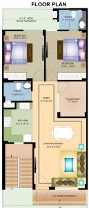 Project Image of 1200 Sq.ft 2 BHK Independent Floor for buyin Kulhan for 4048000
