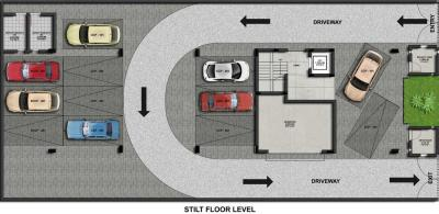 Project Image of 0 - 3446.0 Sq.ft 4 BHK Apartment for buy in Casagrand Amarante