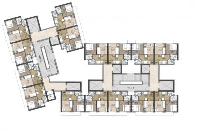 Project Image of 400 Sq.ft 1 BHK Apartment for buyin Kandivali East for 4800000
