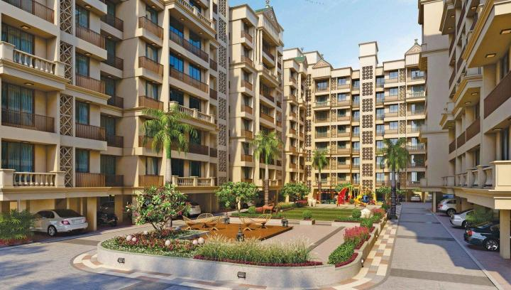 Project Image of 345.0 - 500.0 Sq.ft 1 BHK Apartment for buy in Today Belantara