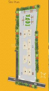 Project Image of 547.0 - 821.0 Sq.ft 2 BHK Apartment for buy in Castrol Metro Heights