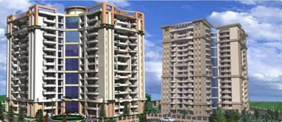 Gallery Cover Image of 2280 Sq.ft 4 BHK Apartment for rent in Ramprastha Emerald Heights, Vaishali for 30000