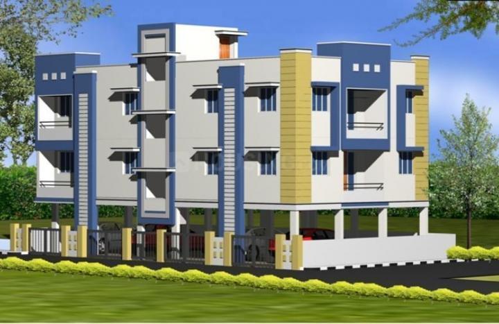 Project Image of 1139.0 - 1153.0 Sq.ft 3 BHK Apartment for buy in Mugundhan Dhanalakshmi Nest