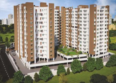 Project Image of 439.0 - 530.0 Sq.ft 2 BHK Apartment for buy in Bhandari Swaraj Phase IV TUV