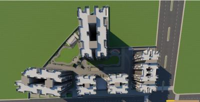 Project Image of 1305.0 - 1665.0 Sq.ft 2 BHK Apartment for buy in Aaryan Aaryan City