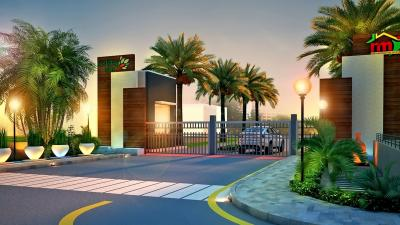 Project Image of 1133 - 1730 Sq.ft 2 BHK Villa for buy in RMJ Developers Ambika City