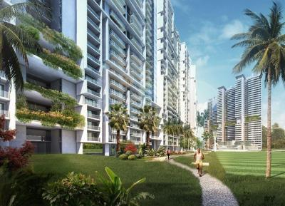 Project Image of 942 - 1587 Sq.ft 3 BHK Apartment for buy in Lotus Greens Arena II