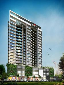 Gallery Cover Image of 1163 Sq.ft 2 BHK Apartment for buy in Tricity Eros, Kharghar for 13000000