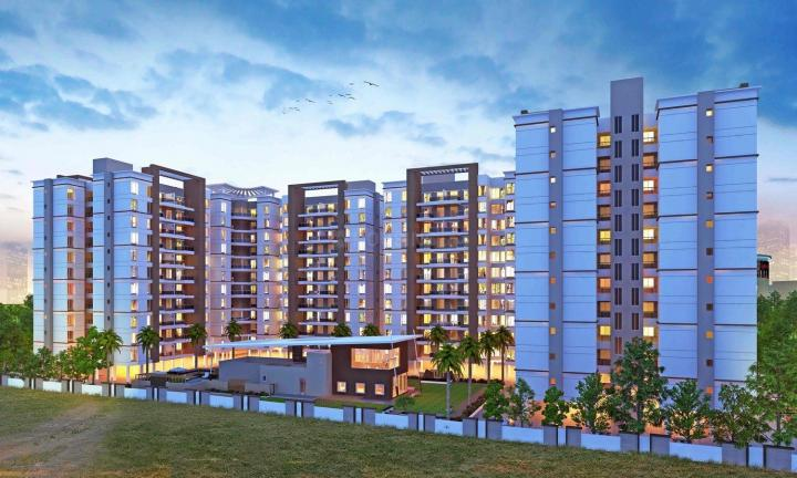 Project Image of 922.0 - 1134.0 Sq.ft 2 BHK Apartment for buy in Krishna Aeropolis