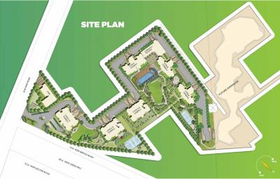 Project Image of 1550.0 - 3100.0 Sq.ft 3 BHK Apartment for buy in ATS Tangerine