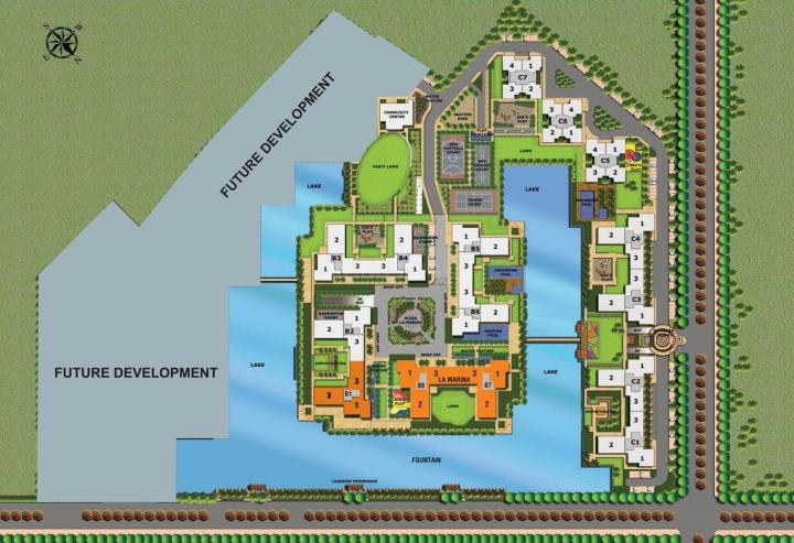 Project Image of 2433 - 6440 Sq.ft 3 BHK Apartment for buy in Adani Shantigram