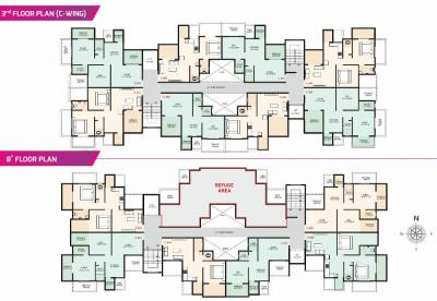 Project Image of 312.0 - 479.0 Sq.ft 1 BHK Apartment for buy in Wonder Nest