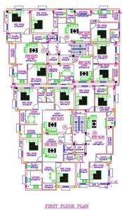 साई धनलक्ष्मी फ्लैट्स में खरीदने के लिए 813.0 - 1410.0 Sq.ft 2 BHK अपार्टमेंट प्रोजेक्ट  की तस्वीर