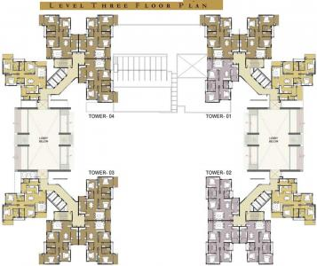 Gallery Cover Image of 1300 Sq.ft 2 BHK Apartment for rent in Prestige Parkview, Kadugodi for 29000