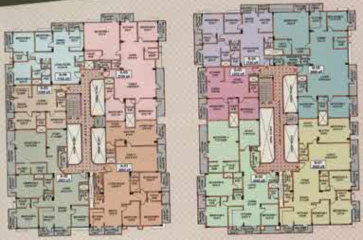 Aisshwarya Opulence Apartments in Marathahalli, Bangalore