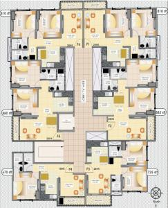 Project Image of 670 - 885 Sq.ft 1 BHK Apartment for buy in Venus Apartment