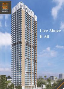 Project Image of 362.0 - 462.0 Sq.ft 1 BHK Apartment for buy in Buildtech Heights