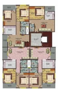 Project Image of 0 - 570 Sq.ft 1 BHK Apartment for buy in Aman Aman Park