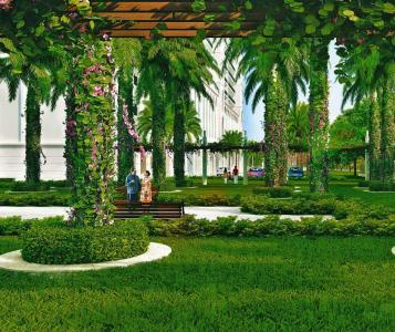 Gallery Cover Image of 1950 Sq.ft 3 BHK Apartment for buy in DLF The Skycourt, Sector 86 for 12500000