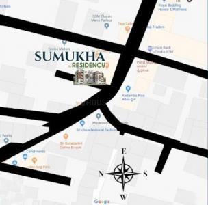 सुमुखा रेसिडेंसी में खरीदने के लिए 1020.0 - 1479.0 Sq.ft 2 BHK अपार्टमेंट प्रोजेक्ट  की तस्वीर