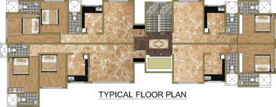 Project Image of 405.0 - 490.0 Sq.ft 1 BHK Apartment for buy in V3 Manhar Residency