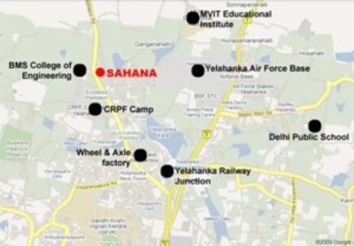 श्रीराम सहाना में खरीदने के लिए 1200.0 - 1786.0 Sq.ft 2 BHK अपार्टमेंट प्रोजेक्ट  की तस्वीर