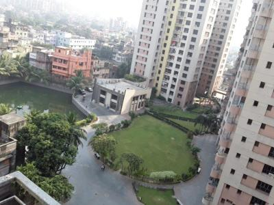 Gallery Cover Image of 1851 Sq.ft 3 BHK Apartment for rent in Ekta Oleander, Tangra for 29000